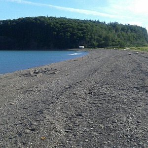 Beach and Partridge Island