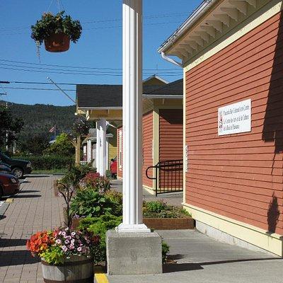 Placentia Bay Cultural Arts Centre, Town Square Placentia, NL