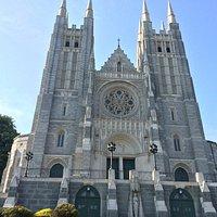 Facade of Basilica
