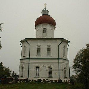 церковь Вознесения на горе