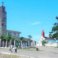French architecture, St Marie Libreville