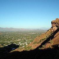 Ausblick auf Scottsdale