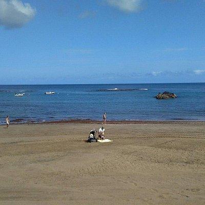 Spiaggia, mare e servizi...tutto fantastico.!!!