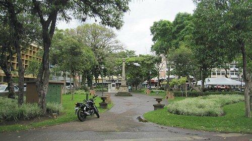 Parque Morazán. San José