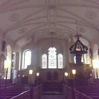 Inside St. Swithun's