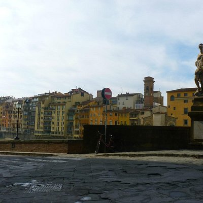 Desde el Puente Vecchio