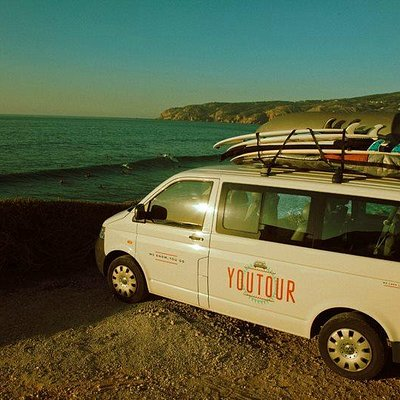 The sunset will be on soon @ Guincho beach!!!!