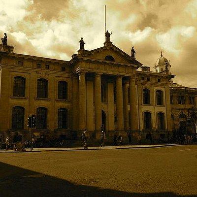 Clarendon Building, Oxford