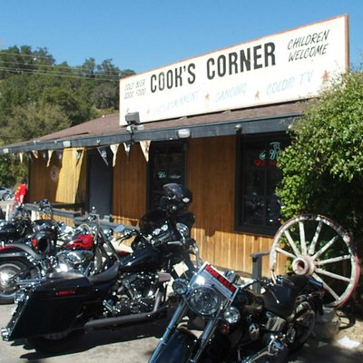 Cook's Corner, Orange County