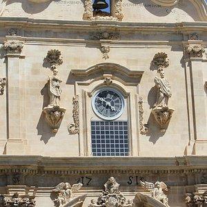 Chiesa Madre (Chiesa di Sant' Ignazio) - Clock