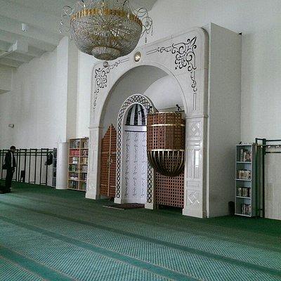 Stockholm Central Mosque