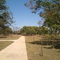 Parque Bosque dos Constituintes, ciclovia