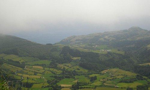 Vistas desde el Pico Bartolomeu