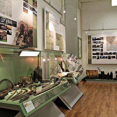 Esposizioni del museo