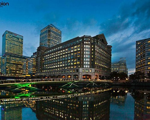 Canary Wharf, London, UK