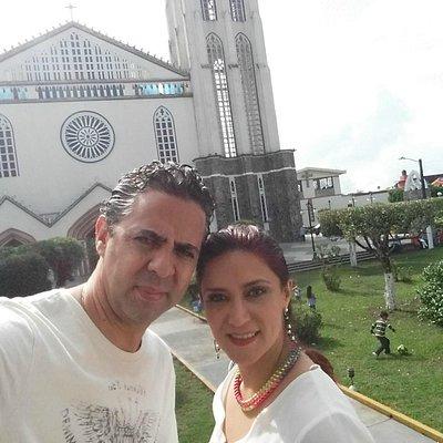 Iglesia de San Juan Bautista, realmente muy linda