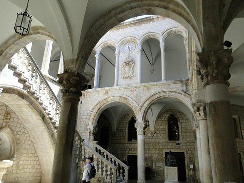 Palácio dos Reitores- Dubrovnik