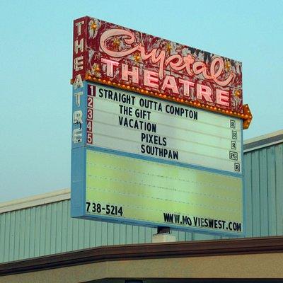Crystal Theatre, Elko, Nevada