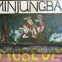 Minjungbal Museum sign