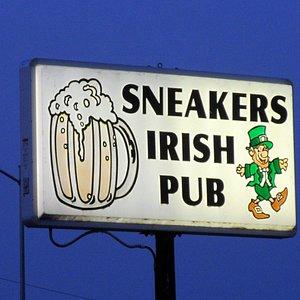Sneakers Irish Pub, Pasco, Washington