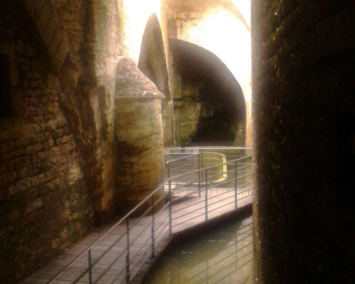Fontaine des lépreux - Dole