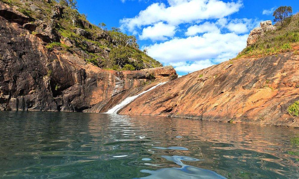Serpentine Falls at Serpentine National Park