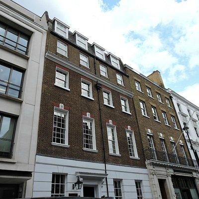 3 Savile Row
