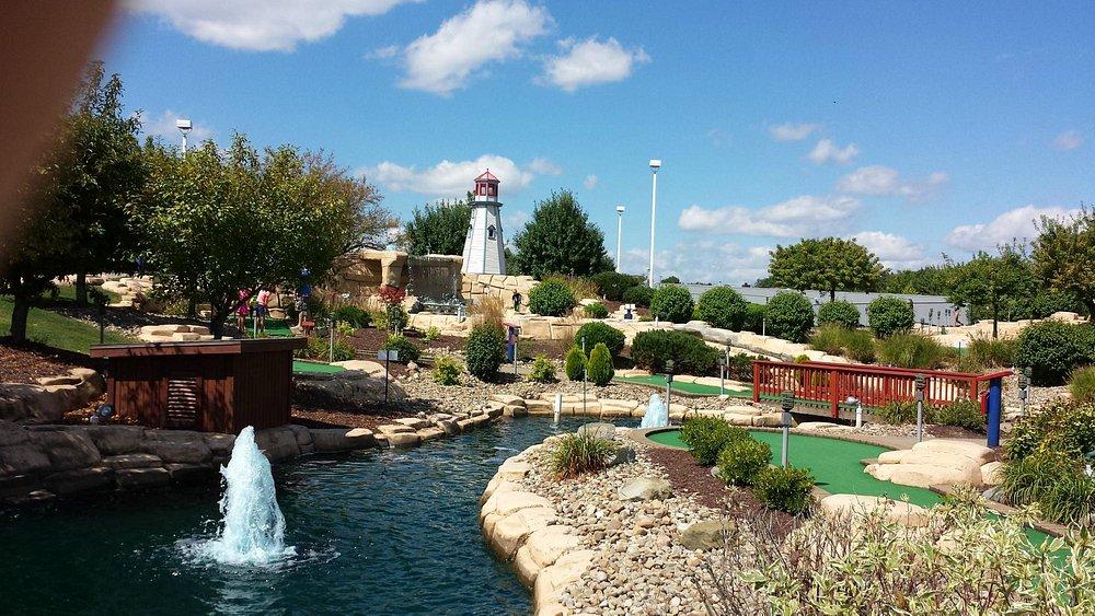 Mini-Golf Scenery 1