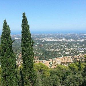 Panorama da Selva di Fasano