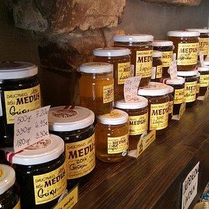 The honeys