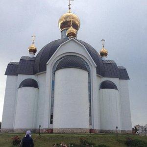 Temple of sarov