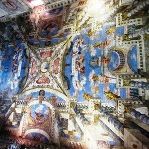 The ceiling in Saint' Alvise