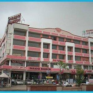 Saraogi mansion Complex