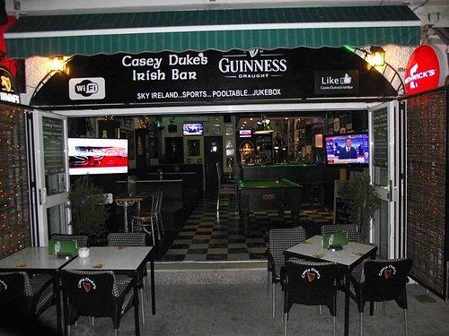 Casey Duke's