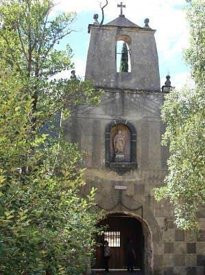 Mosteiro das irmas clausuradas