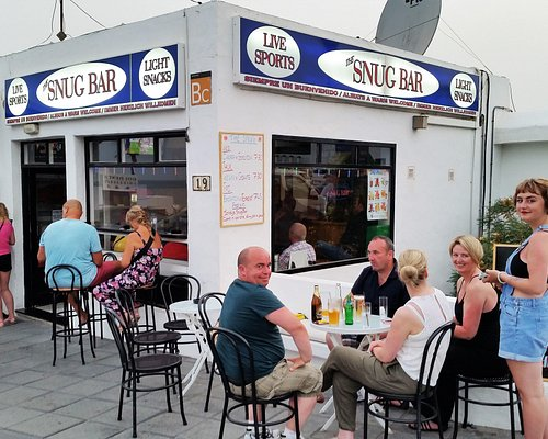 The Snug Bar, come in for one and stay for a few!!