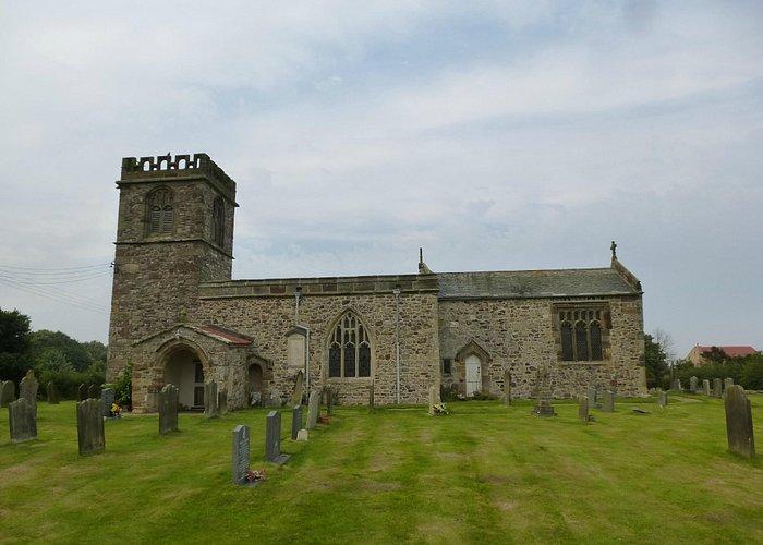 Beautiful medieval church