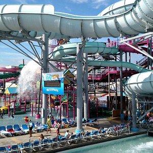 Splash Zone Water Park
