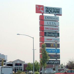 Northtown Mall, Spokane, Wa