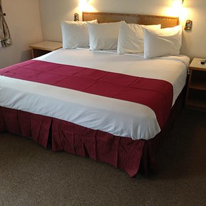 New pillow top matteress throughout the property as well as