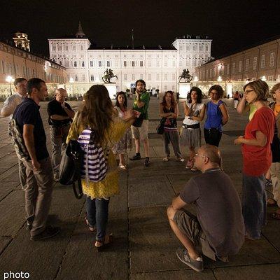 Tour in piazza Castello
