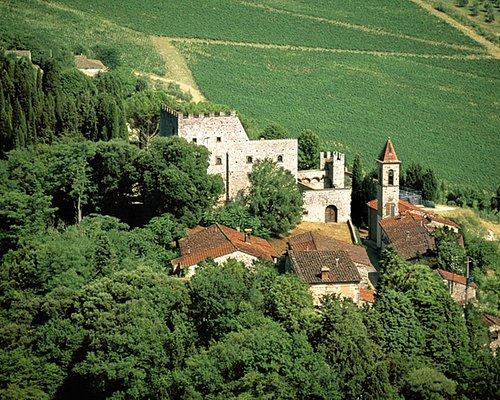 Il Castello di Nipozzano