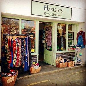 Harley's vintage boutique