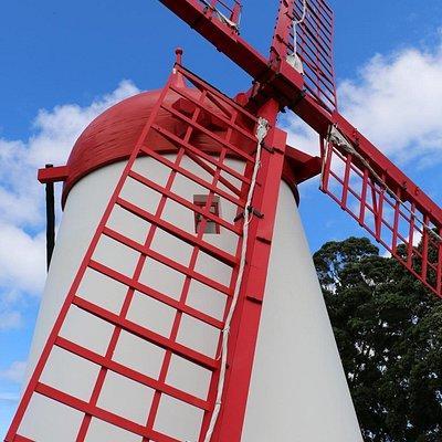 Moinho do Pico Vermelho