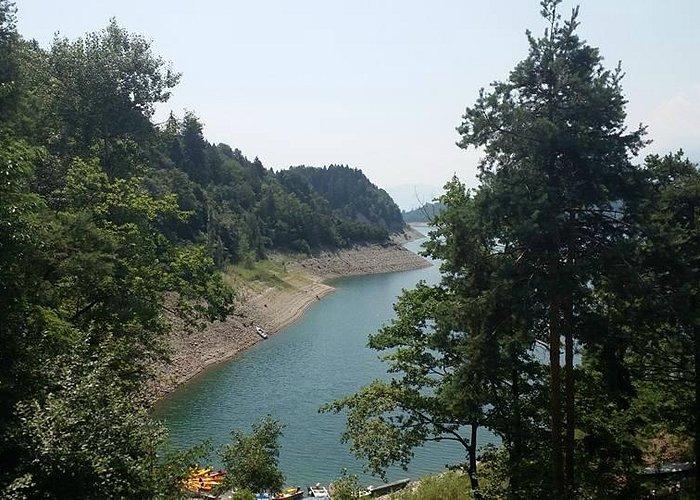 Lago de Santa Giustina