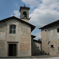facciata S Bernardino Lallio
