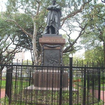 Estatua del prácer