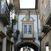 Guimaraes Rua Santa Maria