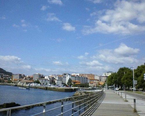 Paseo marítimo de Pontevedra