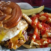 The Great Dane Burger